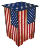 Stool Old Glory