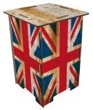 Stool Union Jack