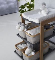Table à langer Comfort Naturel