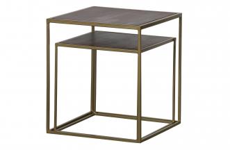 Table gigogne Nest - Lot de 2