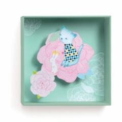 Tableau Chou et fleur