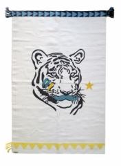 Tapis Circus Tigre 100x150