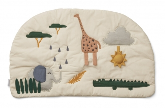 Tapis d'éveil Sofie Safari