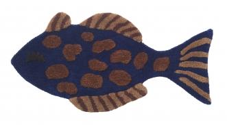 Tapis de mur et de sol Fish