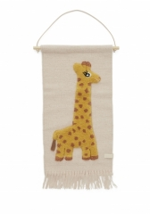 Tapis de mur Giraffe