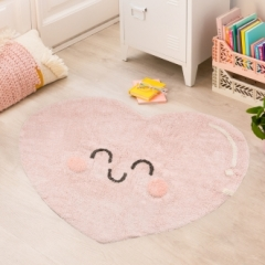 Tapis Happy Heart