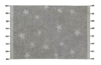 Tapis lavable Hippy Stars 120x175