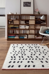 Tapis Kilim Dashed 140x200