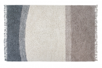 Tapis lavable Into the Blue 140x200