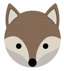 Tapis Loup 99 x 99