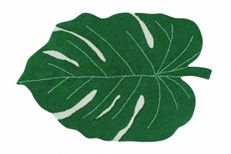 Tapis Lavable Monstera Leaf 120x180