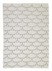 Tapis rectangulaire Rivoli 100x140