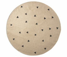 Tapis Triangles 130cm