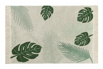 Tapis lavable Tropical 140x200
