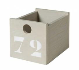 Tiroir Basic Wood S Rangement