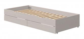 Tiroir lit Classic 90x190 + tiroirs