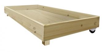 Tiroir lit pour Lit cabane Star 90x200