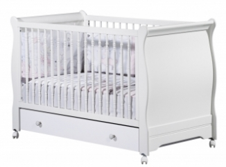 Tiroir Lit Little Big Bed Elodie 70x140