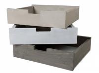 Tiroir Basic Wood pour bureau