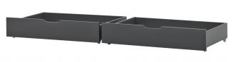 Tiroirs de rangement Basic 90x200 et 70x190