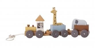Train Coty en bois