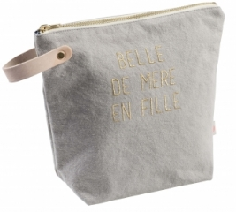 Trousse de toilette Belle GM