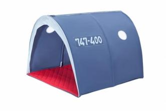Tunnel pour lit Basic Hoppe