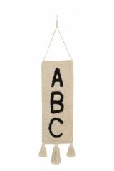 Wall hanging ABC