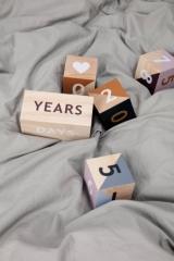 Wooden Age Blocks
