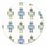 Parure de lit 140x200 Robots
