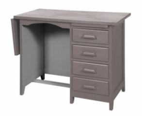 Bureaux design pour adulte gris file dans ton bureau