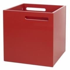 Elements Complementaires Orange Rouge Pour Bureau Particulier