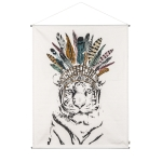 Affiche Crazy Tiger