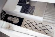 Tapis lavable Bereber 80x230