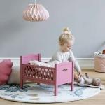 Parure de lit de poupée Fawn