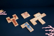 Puzzle en bois Sea Animals