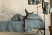 Coussin Baleine Moby Whale