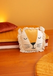 Coussin Wild Animals Lion