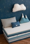 Coussin Montagne Snowy