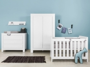 Lit bébé Bianco 60x120