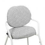 Paire de coussins Diamond pour chaise haute Tibu