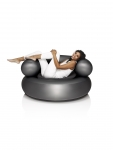 Pouf CH-AIR Anthracite