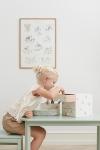 Table enfant Harlequin