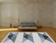Tapis Geometric 160x230