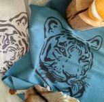 Tapis Gypsy Tigre 100x150