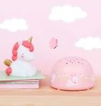 Veilleuse Projection lumineuse Lapin Bunny