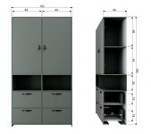 Armoire Stage