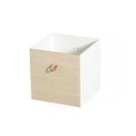 Boîtes de rangement Wood-lot de 3
