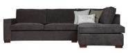 Canapé d'angle droit Thomas