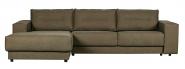 Canapé d'angle gauche Randy